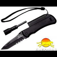 Canivete Survival Multifunção Guepardo